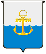 Mariupol city coat of arms