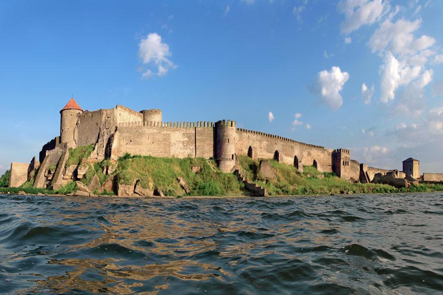 belgorod-dnestrovskiy-fortress-view На капремонт Аккерманской крепости нужно больше 20 миллионов гривен