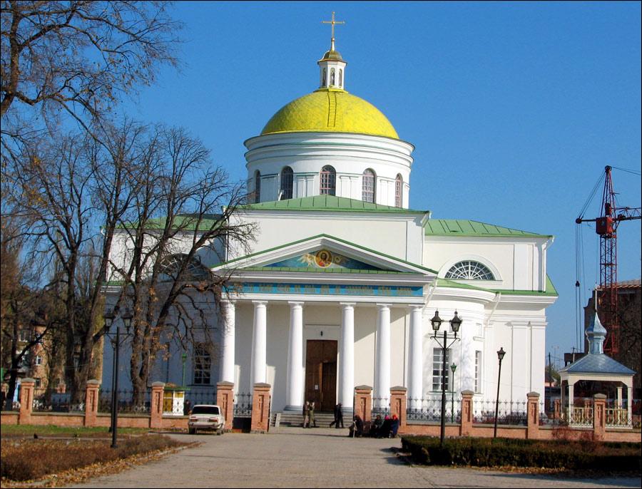 Bila Tserkva City Ukraine Guide - Bila tserkva map