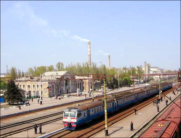 Kramatorsk city Ukraine guide