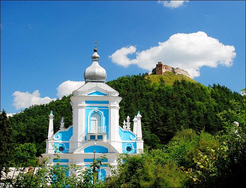 Kremenets city ukraine photos
