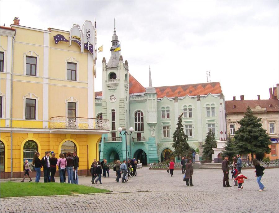 Kinder Garden: Mukachevo City, Ukraine Travel Guide