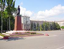 alchevsk ukraine city views 1 - مدينة الشيفسك ، أوكرانيا