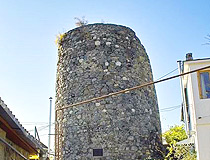 Genoese fortress tower