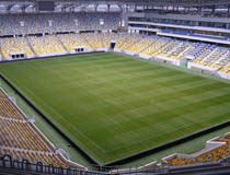 Arena Lviv playing field