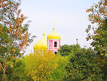 Bakhmut church