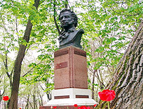 Pushkin monument