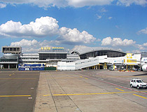 Boryspil - the largest airport in Ukraine