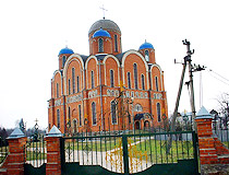 Church of Boris and Gleb in Boryspil