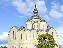 St. Michael's Cathedral in Cherkasy