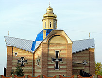 Church of St. Andrew the First-Called in Cherkasy