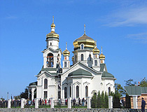 Cherkassy region church