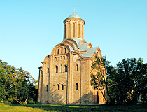 St. Paraskevi's Church in Chernihiv