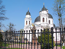 Cathedral of the Holy Spirit in Chernivtsi