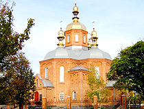 Dnepropetrovsk province church