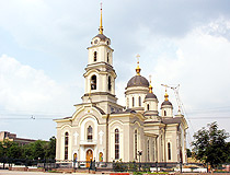 Holy Transfiguration Cathedral in Donetsk