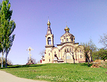 Donetsk region church