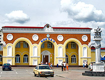 Evpatoria railway station