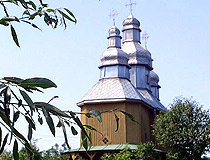 Fastiv Orthodox church