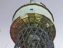 Fastiv water tower