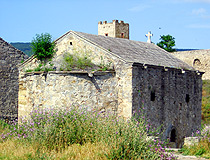 Feodosia ancient church