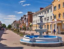 glukhov ukraine street - مدينة غلوخوف ، أوكرانيا (هلوخيف)