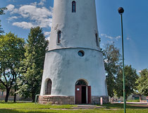 Glukhov water tower