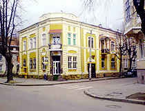 Ivano-Frankivsk city architecture