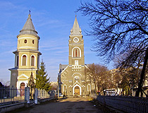 Ivano-Frankivsk church