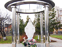 Rotunda of the Blessed Virgin Mary in Ivano-Frankivsk