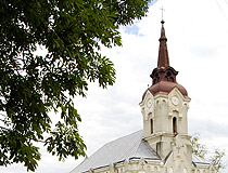 Church in the Ivano-Frankivsk region