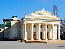 Palace of Culture named after Taras Shevchenko in Izmail