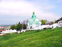 Kerch city church