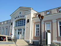 Kerch railway station