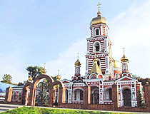 St. Panteleimon Church in Kharkiv