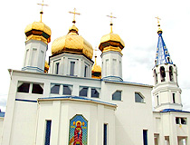 Kharkov region church