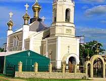 Kharkov oblast church