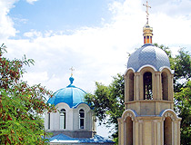 Church of the Nativity of the Virgin in Henichesk, Kherson Oblast