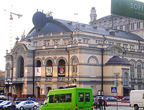 National Opera of Ukraine in Kyiv