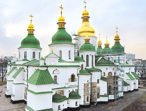St. Sofia's Cathedral in Kyiv