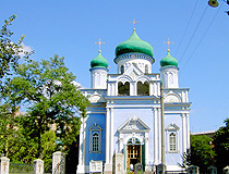 Church of the Intercession in Kropyvnytskyi