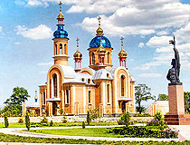 Kirovograd province church
