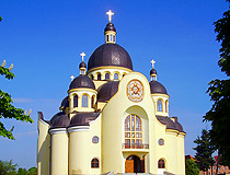 Cathedral of the Transfiguration of Christ in Kolomyia