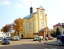 Catholic Church of the Virgin Mary in Kolomyia