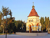 kremenchug ukraine city views 2 - مدينة كريمنشوك ، أوكرانيا