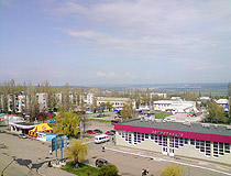 Lisichansk bus station