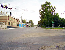 Lisichansk street view