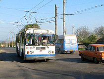 Lisichansk trolleybus