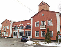 Lubny Fire Station