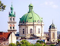 Dominican (Latin) Cathedral in Lviv